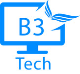 B3 Tech Logo - Entry #17