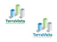 TerraVista Construction & Environmental Logo - Entry #224