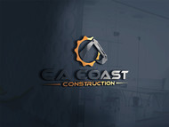 CA Coast Construction Logo - Entry #162