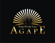 Agape Logo - Entry #238
