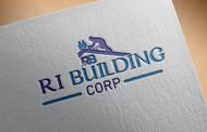 RI Building Corp Logo - Entry #47