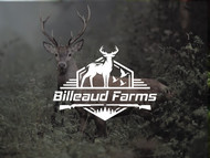 Billeaud Farms Logo - Entry #111
