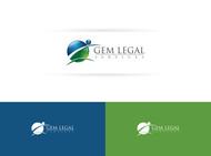 Gem Legal Services Logo - Entry #30