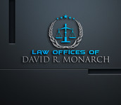 Law Offices of David R. Monarch Logo - Entry #256