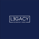 LEGACY RENOVATIONS Logo - Entry #212