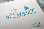 Anchor Private Planning Logo - Entry #76