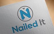 Nailed It Logo - Entry #66