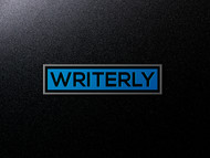 Writerly Logo - Entry #118
