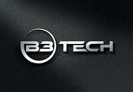 B3 Tech Logo - Entry #123