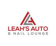 Leah's auto & nail lounge Logo - Entry #88