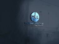 Marina lifestyle living Logo - Entry #60