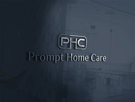 Prompt Home Care Logo - Entry #171