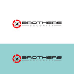 Brothers Security Logo - Entry #41