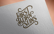 FIRST BORN SONS Logo - Entry #111