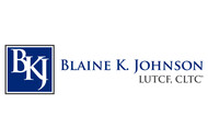Blaine K. Johnson Logo - Entry #78