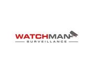 Watchman Surveillance Logo - Entry #245