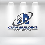 CMW Building Maintenance Logo - Entry #497