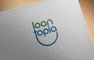 Loantopia Logo - Entry #90