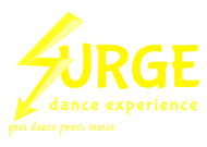 SURGE dance experience Logo - Entry #144
