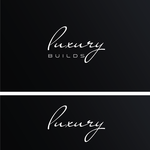 Luxury Builds Logo - Entry #198