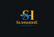 Sunshine Homes Logo - Entry #321