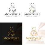 Montville Massage Therapy Logo - Entry #95
