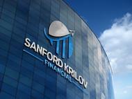 Sanford Krilov Financial       (Sanford is my 1st name & Krilov is my last name) Logo - Entry #389