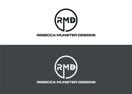 Rebecca Munster Designs (RMD) Logo - Entry #116