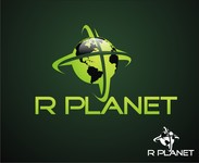R Planet Logo design - Entry #61