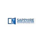 Sapphire Shades and Shutters Logo - Entry #126