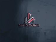 MAIN2NANCE BUILDING SERVICES Logo - Entry #77