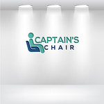 Captain's Chair Logo - Entry #41