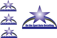 On the Spot Auto Detailing Logo - Entry #24