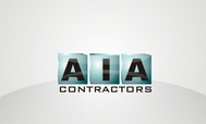 AIA CONTRACTORS Logo - Entry #121