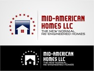 Mid-American Homes LLC Logo - Entry #86