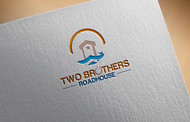 Two Brothers Roadhouse Logo - Entry #62