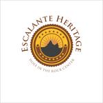 Escalante Heritage/ Hole in the Rock Center Logo - Entry #129