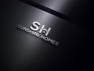 Sunshine Homes Logo - Entry #426