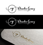 Claudia Gomez Logo - Entry #35
