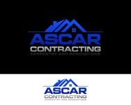 ASCAR Contracting Logo - Entry #84