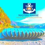Masters Marine Logo - Entry #481