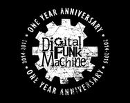 Digital Funk Machine Logo - Entry #23