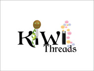 Kiwi Threads Logo - Entry #12