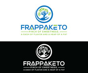 Frappaketo or frappaKeto or frappaketo uppercase or lowercase variations Logo - Entry #56