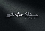 Drifter Chic Boutique Logo - Entry #282