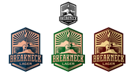 Breakneck Lager Logo - Entry #44