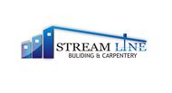 STREAMLINE building & carpentry Logo - Entry #28