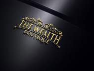 the wealth boutique Logo - Entry #24