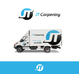 J.T. Carpentry Logo - Entry #43