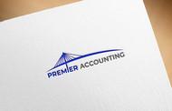 Premier Accounting Logo - Entry #43